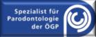 Spezialist für Parodontologie der ÖGP